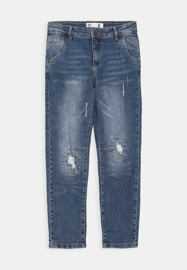 STREET - Relaxed fit jeans - infinity mid blue wash
