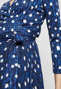 Diane von Furstenberg - IRINA - Day dress - new navy - 5