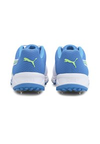 Puma - Spikes - puma white-nrgy blue-green - 3