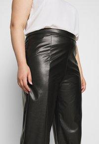 Even&Odd Curvy - Kalhoty - black - 4