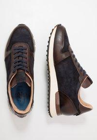 Giorgio 1958 - Sneakersy niskie - caffe/fox/bouvier - 1