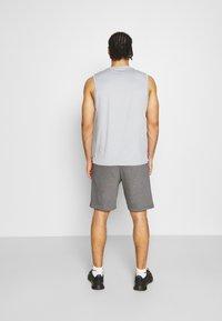 Nike Performance - SHORT - Sportovní kraťasy - charcoal heather/black - 2