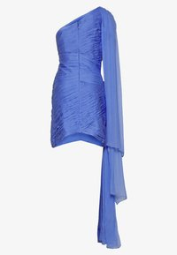 Thurley - CREST ONE SHOULDER DRESS - Sukienka koktajlowa - persian jewel - 1