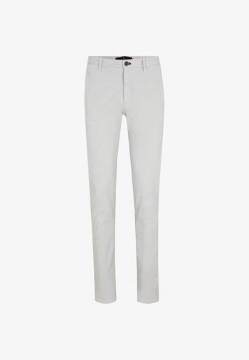 STEEN - Trousers - hellgrau