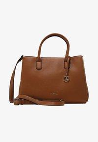 L.CREDI - Handbag - cognac - 1