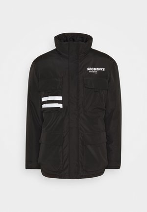 REX JACKET - Winterjas - black