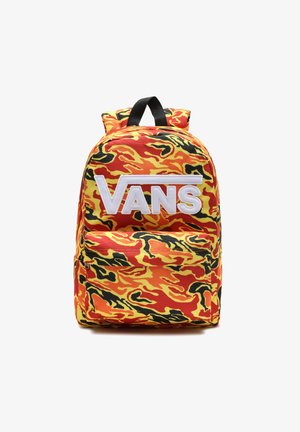 UY NEW SKOOL BACKPACK BOYS - Rucksack - orange