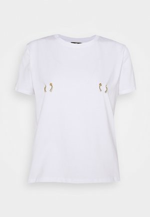 T-shirts med print - gesso