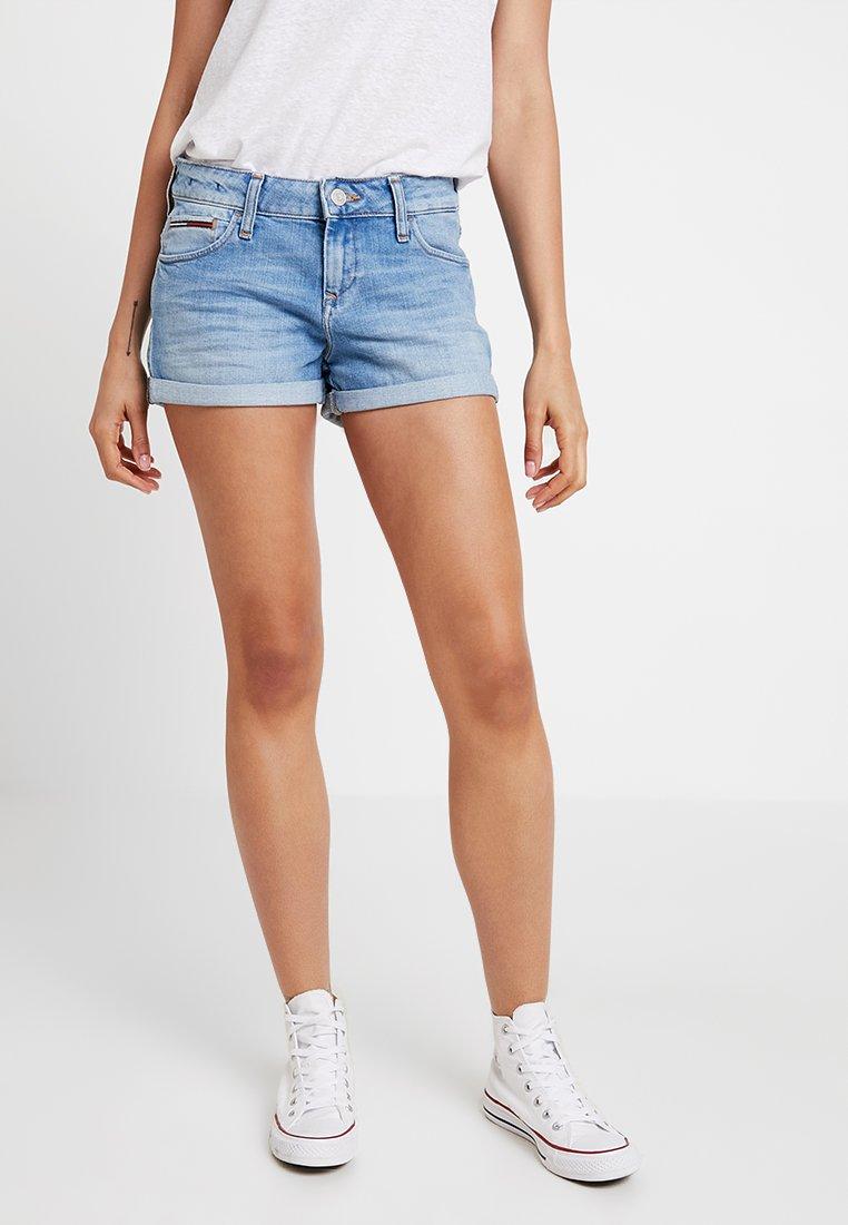 Tommy Jeans - CLASSIC - Denim shorts - utah