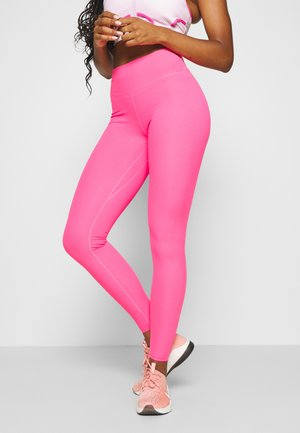ONE LUXE - Leggings - hyper pink