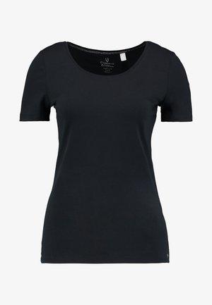 CORE  - Jednoduché triko - black