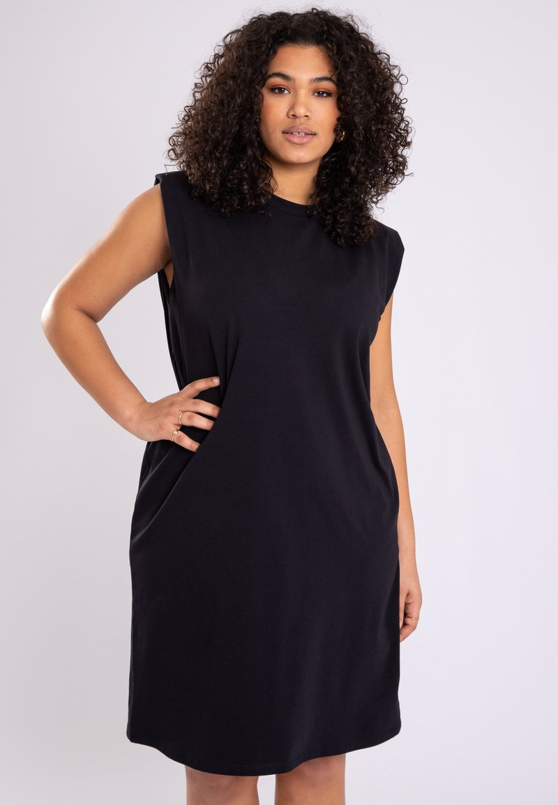 MS Mode - Robe d'été - black