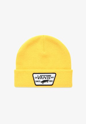 BY MILFORD BEANIE BOYS - Czapka - lemon chrome