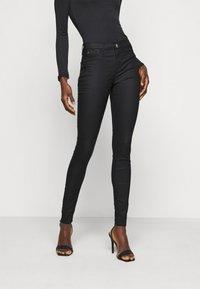 River Island Tall - Jeans Skinny Fit - black denim - 0