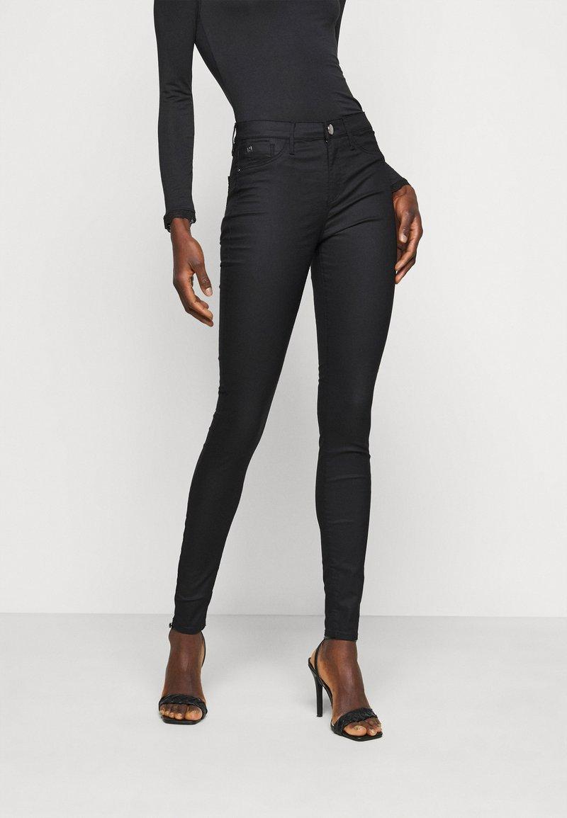 River Island Tall - Jeans Skinny Fit - black denim