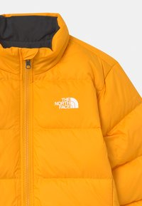 The North Face - REVERSIBLE ANDES UNISEX - Chaqueta de plumas - summit gold - 3