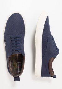Barbour - CROMWELL - Trainers - navy - 1