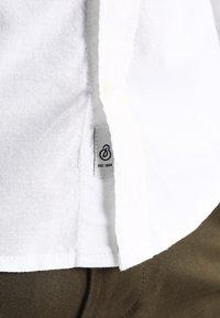 Burton Menswear London - OXFORD      - Košile - white - 4