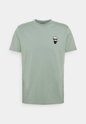 CREWNECK - Camiseta estampada - jade green