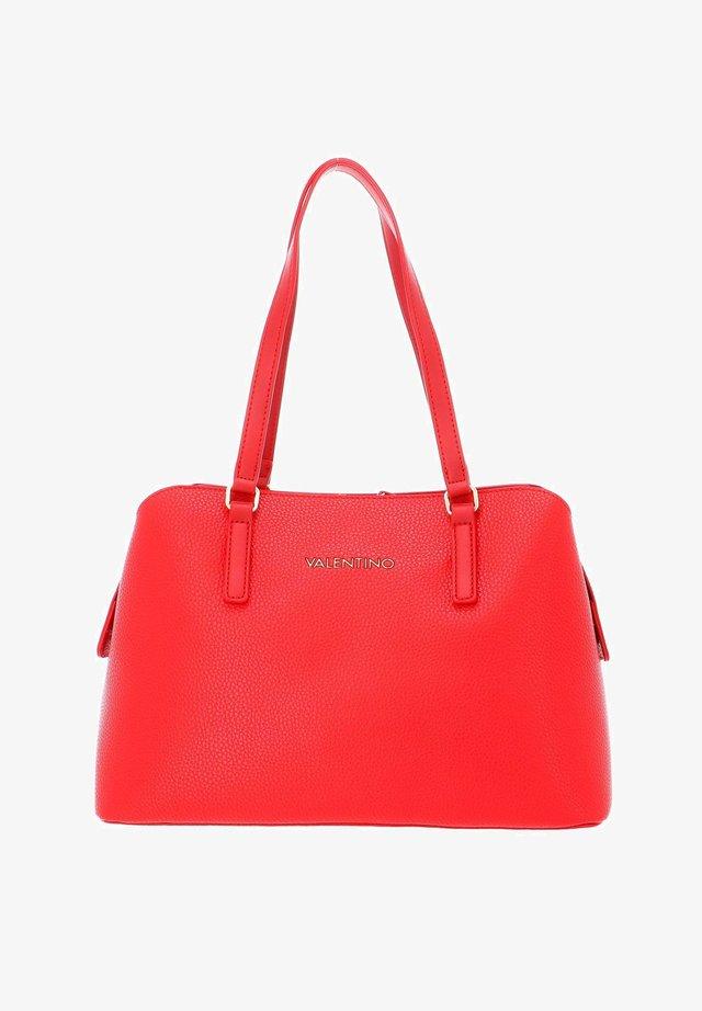 SUPERMAN  - Handbag - rosso