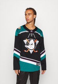 Fanatics - NHL ANAHEIM DUCKS FANATICS BRANDED ALTERNATE  - Klubové oblečení - black - 0