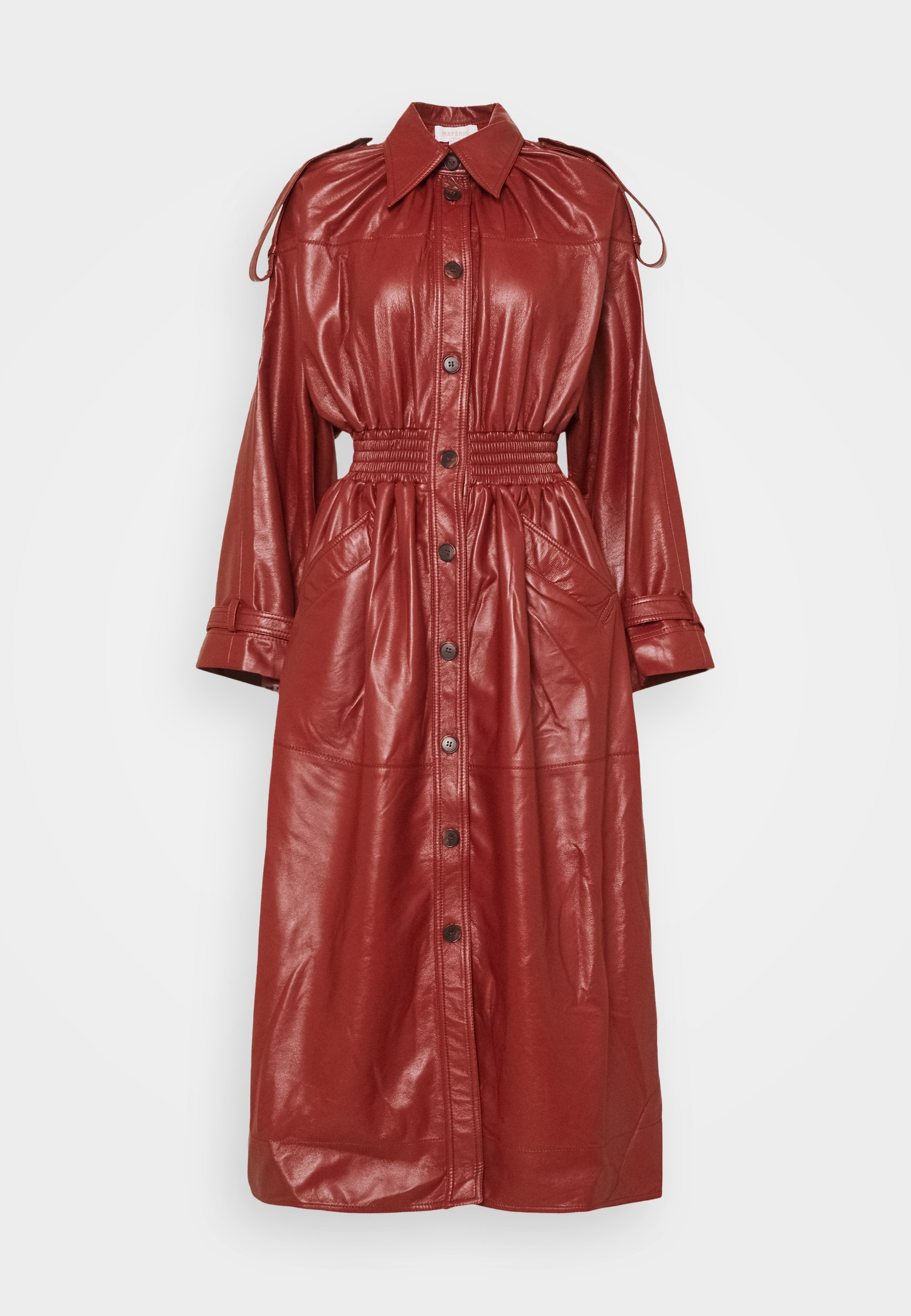 Donna ECO CINCHED WAIST TRENCH COAT - Cappotto classico