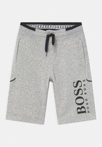 BOSS Kidswear - BERMUDA - Shorts - grey - 0