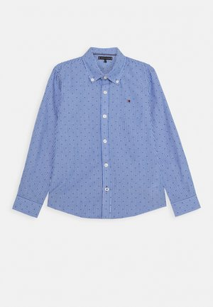 STRIPE CLIPPING  - Shirt - blue
