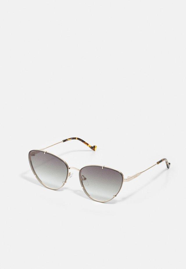 Sonnenbrille - golden beauty