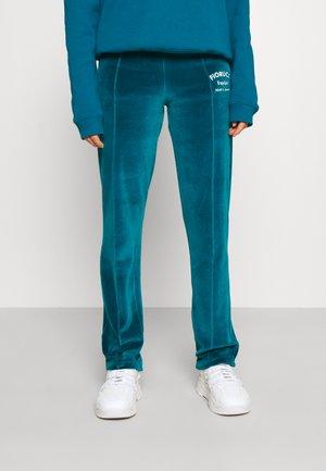 EQUIPE - Pantaloni sportivi - blue