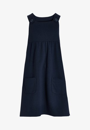 Jersey dress - dark blue