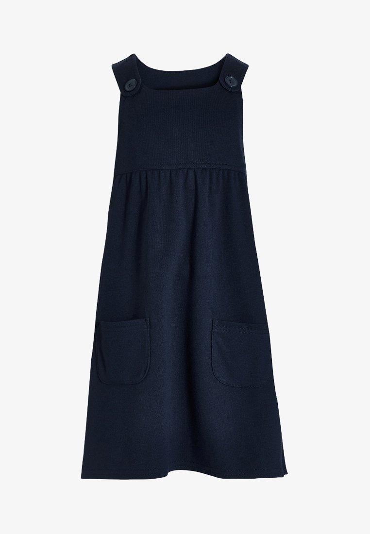 Next - Jersey dress - dark blue