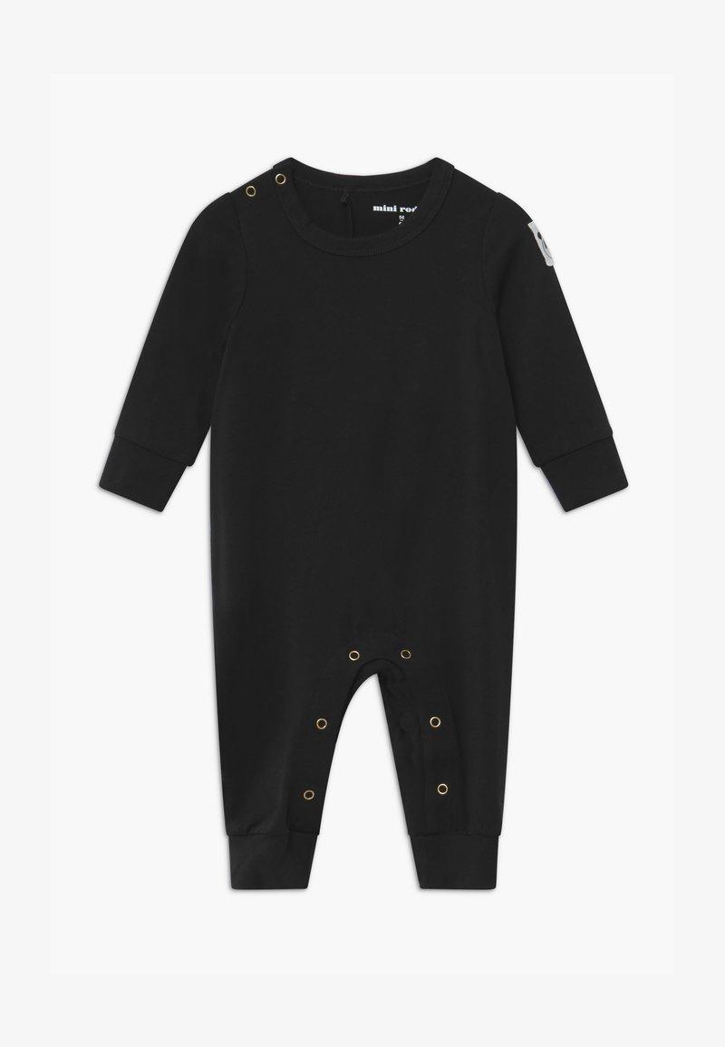 Mini Rodini - BABY BASIC - Jumpsuit - black