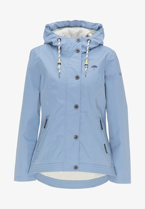 MIT MAGIC - Parka - blue
