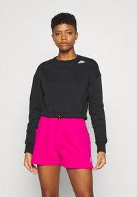 Nike Sportswear - CREW - Mikina - black - 0