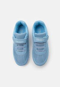 Kappa - UNISEX - Sports shoes - light blue/white - 3