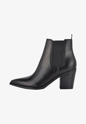 WYLLIS - Korte laarzen - black
