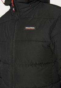 NAUTICA COMPETITION - ANTIGUA - Winter coat - black - 5