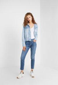 Agolde - JAMIE - Jeans Straight Leg - blithe - 1