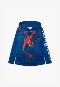 Desigual - MARVEL SPIDER MAN - Hoodie - blue - 0