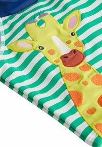 Boden - LONG SLEEVE - Rash vest - baumgrün/naturweiß, giraffe - 2