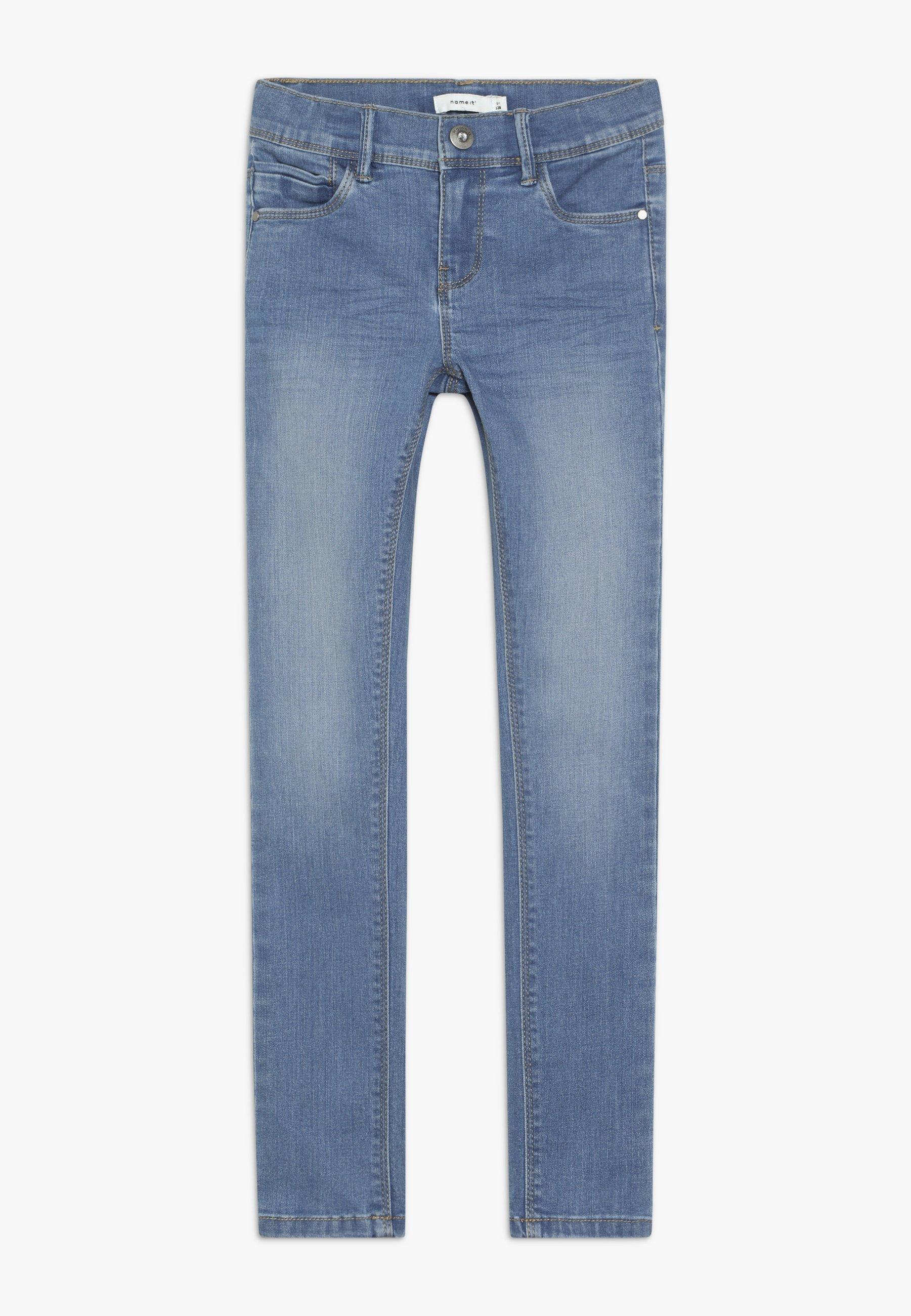 Bambini NKFPOLLY PANT - Jeans Skinny Fit