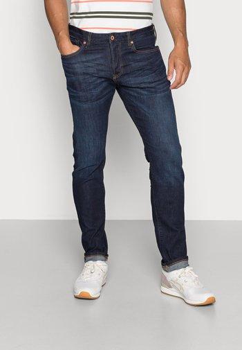 Slim fit jeans - beaten back