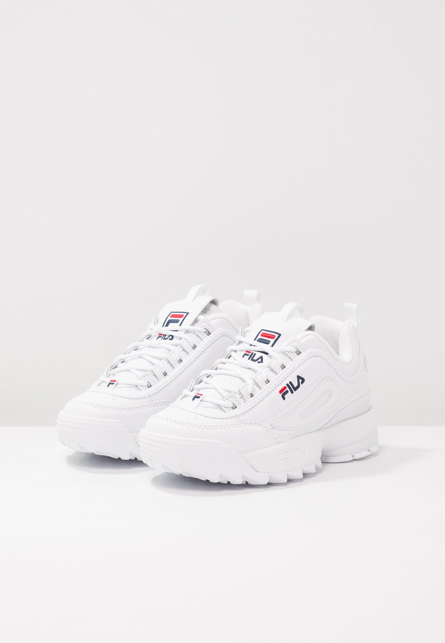 Fila FX100 Sneakers basse white Zalando.it