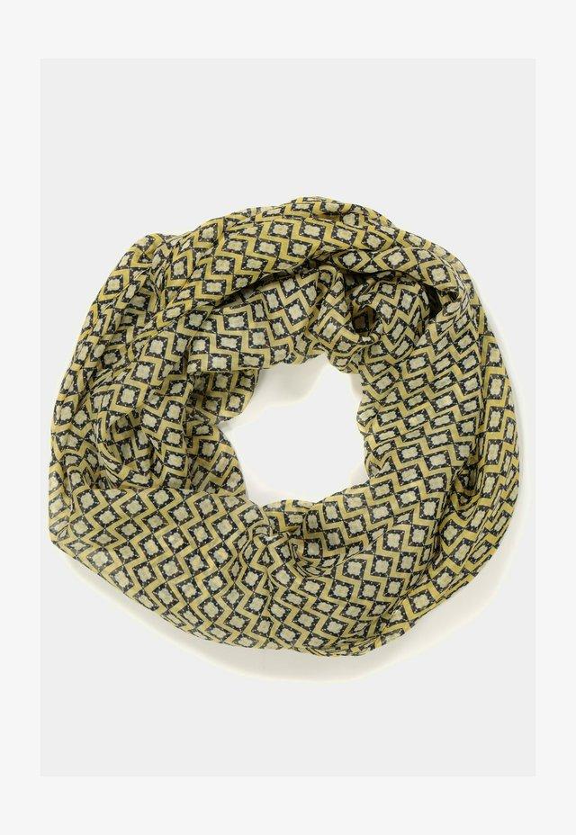 Sjaal - gelb