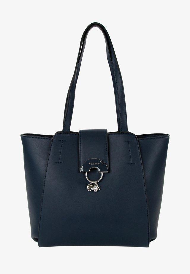 BIRGIT - Handtasche - blue