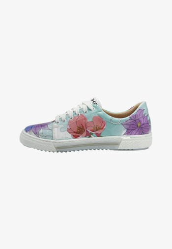 ORCHIDS AND LILLIES - Sneakers basse - multicolor