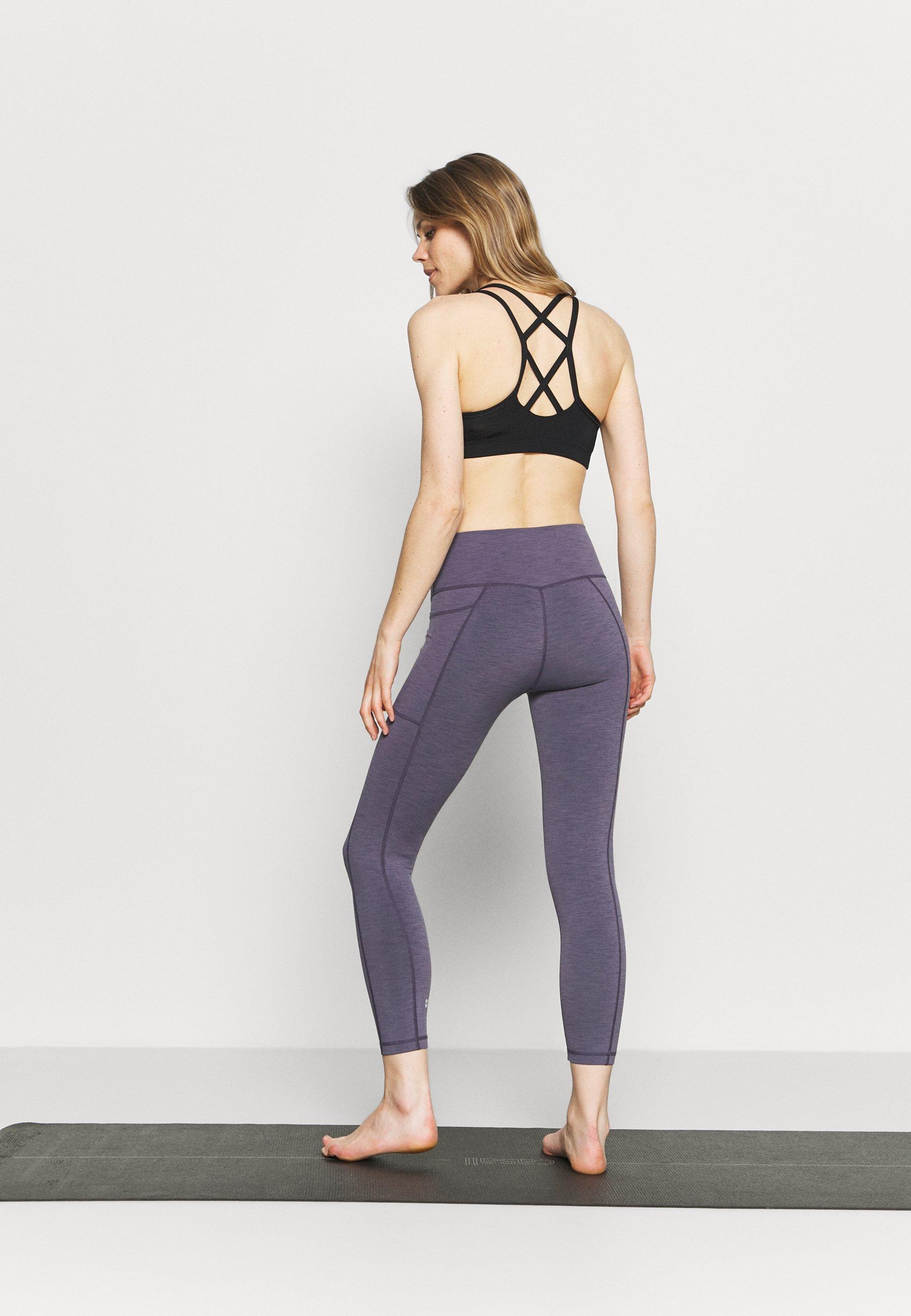 Femme SUPER SCULPT 7/8 YOGA LEGGINGS - Collants