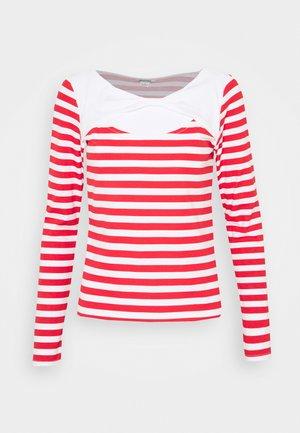 ELLIE - Maglietta a manica lunga - red