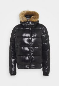 Superdry - HIGH SHINE TOYA  - Winter jacket - black - 6